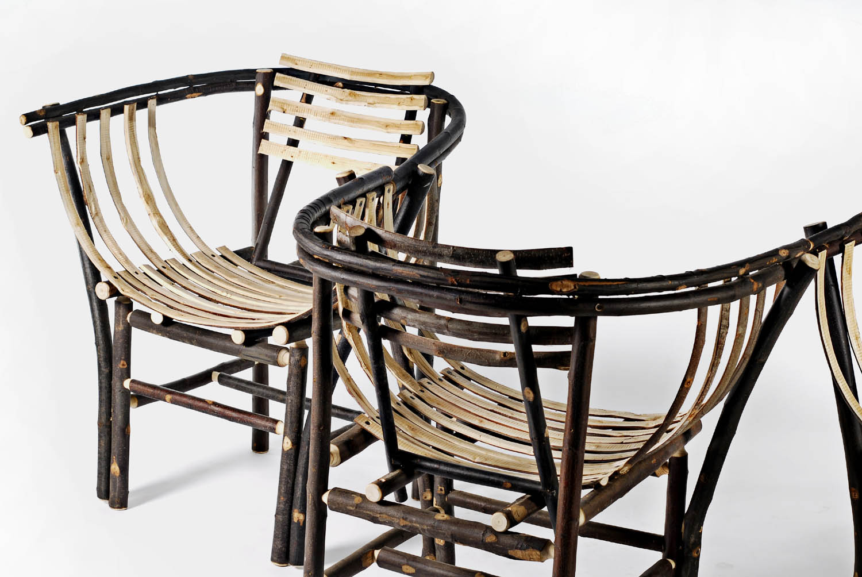 meubles d 39 art i atelier chaters n. Black Bedroom Furniture Sets. Home Design Ideas
