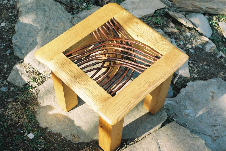 tabourets i atelier chaters n. Black Bedroom Furniture Sets. Home Design Ideas