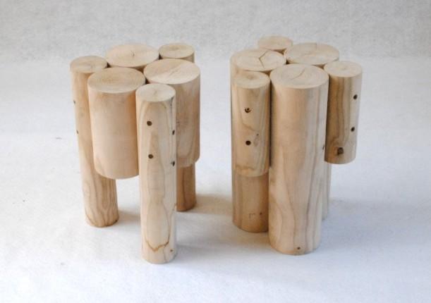log-tabourets-stool-tools