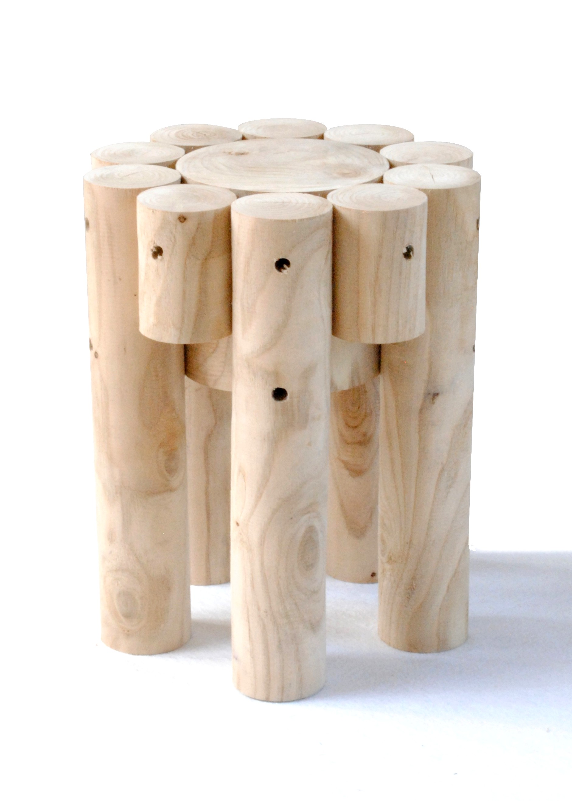log-tabouret-stool-tools