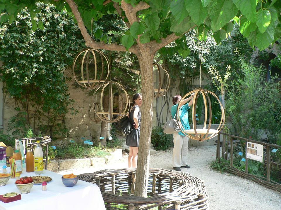 atelier-chatersen-L'estive-au-jardin medieval-uzes