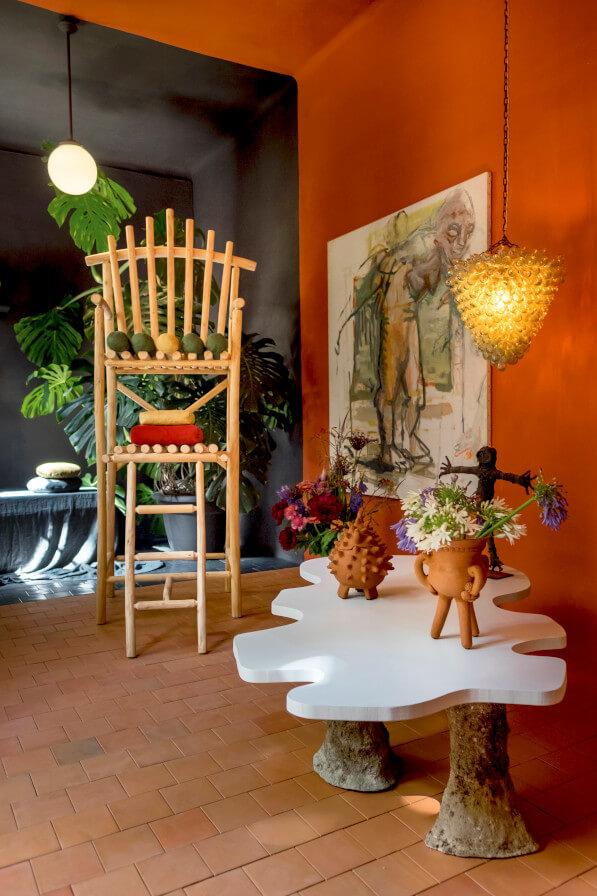 LUCAS DJAOU - DESIGN PARADE TOULON - Chaise haute - Luc Bertrand - 4